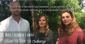 """DoneerJeNetwerk (NDT'17) – Inspiratie voor """"10 voor 10 Challenge"""" Gemeente Apeldoorn"""