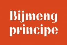 2012 • Bijmeng Principe