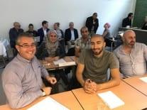 Vluchtelingen voor de Klas (NDT'16) – Eerste deelnemer heeft een baan