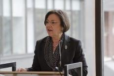 Nationale DenkTank op bezoek bij Tweede Kamer voorzitter Gerdi Verbeet