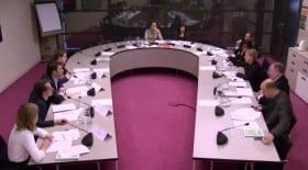 Nationale DenkTank op bezoek bij Onderzoekcommissie Tweede Kamer