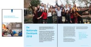 De Nationale DenkTank is opgenomen in het uitvoeringsprogramma Circulaire Economie 2019-2023 van het Ministerie van Infrastructuur en Waterstaat