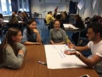 Onderwijsinnovatie dankzij DenkTankers Jorim en Bertram (NDT'16)