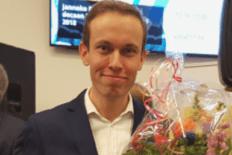 Samen Sterk (NDT'16) wint Maatschappelijke Impact Prijs REBO Universiteit Utrecht