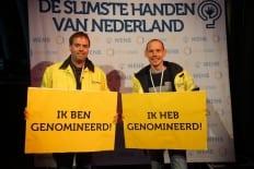 CrossOver (voortgekomen uit NDT'11) organiseert 'Slimste Handen van Nederland' Award