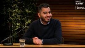 Samet Özcan (NDT'20) spreker op Woontop Jongerenhuisvesting